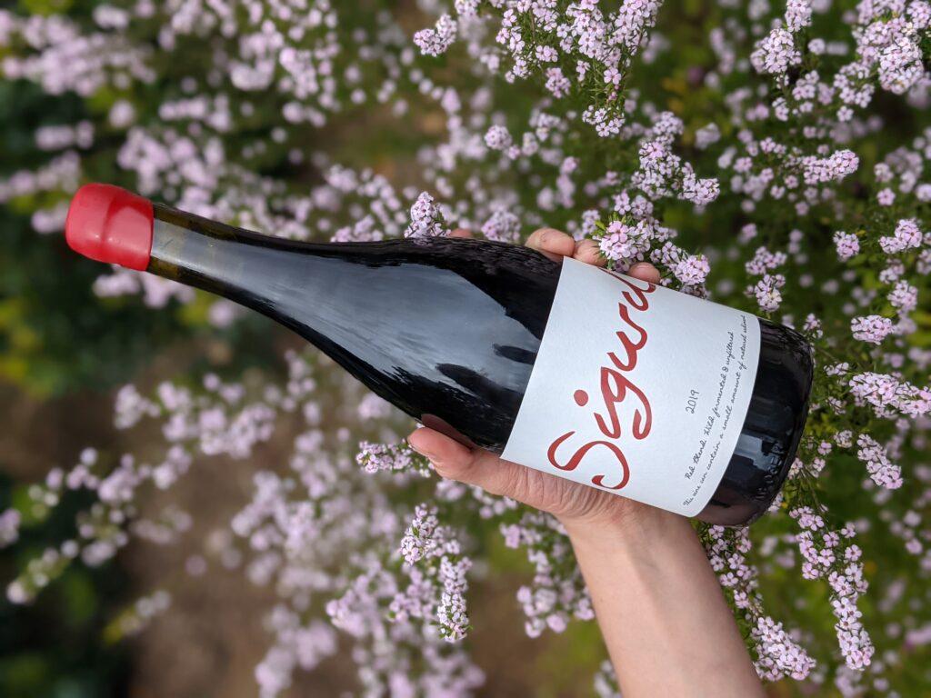 2019 sigurd blend wine image